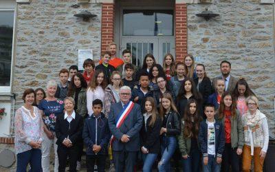 Schulpartnerschaft mit dem Collège Le Haut Gesvres in Treillières