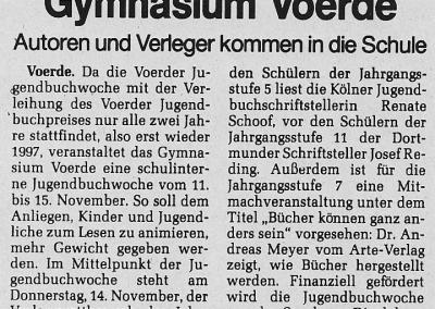 1996_11_08_NRZ_schulinterne_Jugendbuchwoche_Pressearchiv