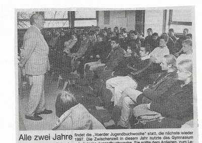 1996_11_16_NRZ_schulinterne_Jugendbuchwoche_Pressearchiv