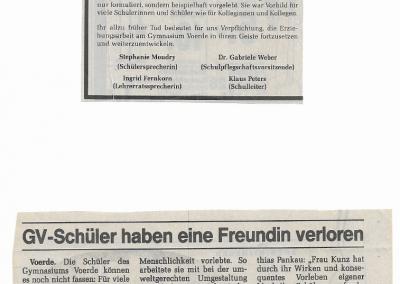 1996_12_05_NRZ_Nachruf_Monika_Kunz_Pressearchiv