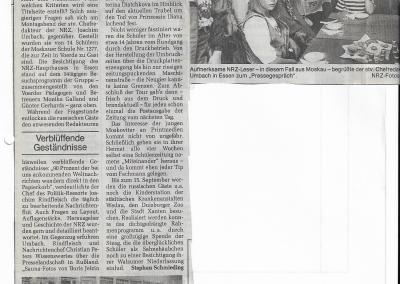1997_09_10_NRZ_Moskau-Austausch_Pressearchiv
