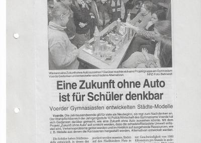 2000_01_27_NRZ_Zukunft_ohne_Auto_Pressearchiv