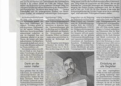 2000_02_19_NRZ_Dissertation_Ohlig_Pressearchiv