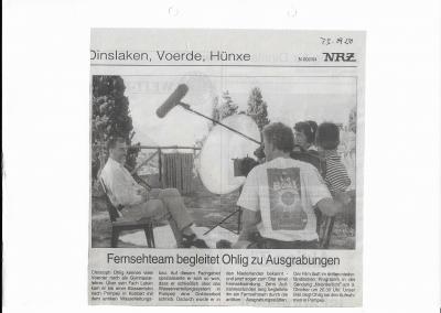 2000_09_23_NRZ_Christoph_Ohlig_Pressearchiv