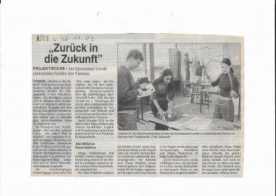 2002_11_08_NRZ_Zukunftsprojekt_Pressearchiv