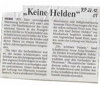 2005_12_22_RP_KEINE_HELDEN_PRESSEARCHIV