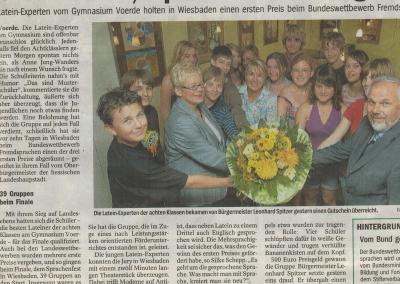 2009_06_30_NRZ_Fremdsprachenwettbewerb