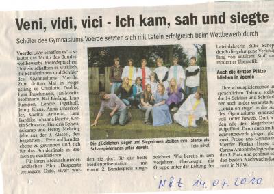 2010_07_14_NRZ_Fremdsprachen-Wettbewerb