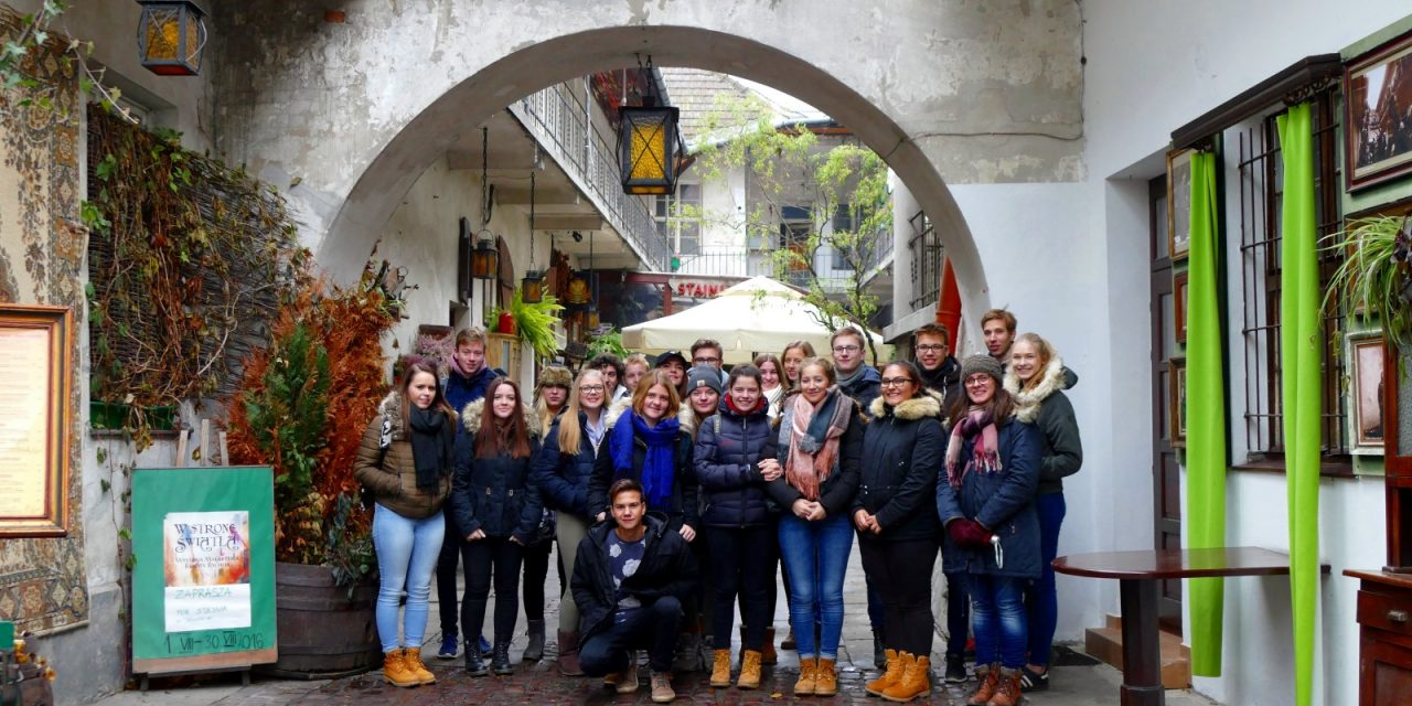 """1 Woche Oswiecim – Reisetagebuch des Projektkurses """"Gegen das Vergessen"""""""