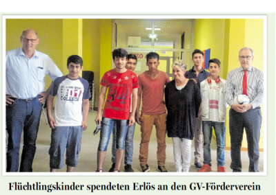 2016_07_20_NRZ_Fluechtlingskinder_spenden_an_Foerderverein