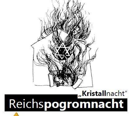 GV beteiligt sich an der Gedenkstunde zur Reichspogromnacht im Rathaus