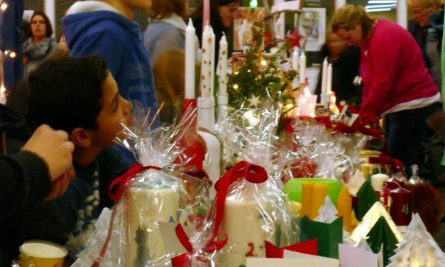 Stimmungsvoller Adventsbeginn: Weihnachtsbasar am Gymnasium Voerde auch 2016 ein großer Erfolg