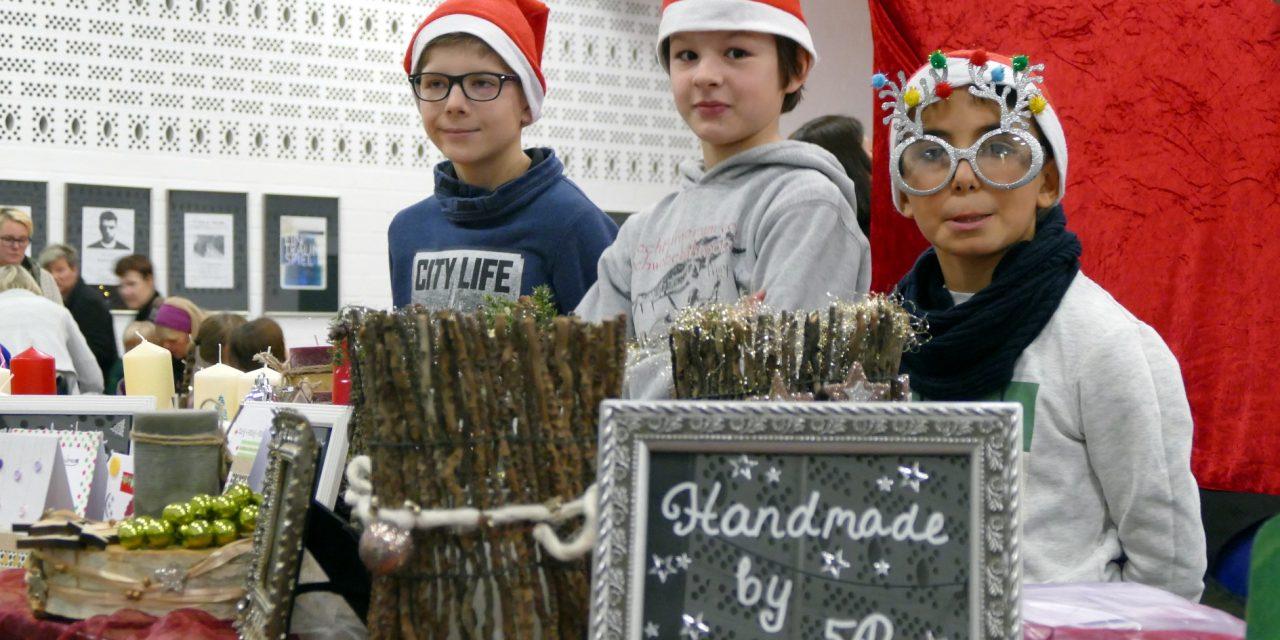 Weihnachtsbasar wieder ein toller Erfolg