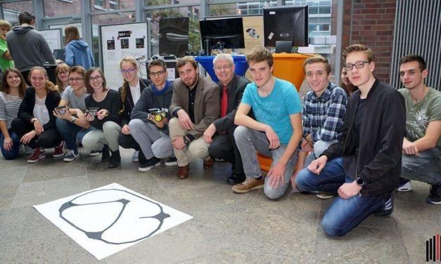 Eindrücke von der Schülerakademie für Mathematik und Informatik in Münster 2017