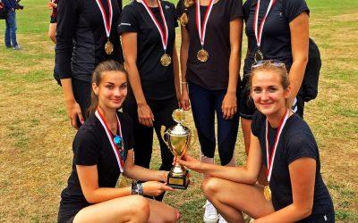 Gold, Silber und Bronze beim DIN-O-Cup