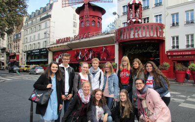 Paris – Eine unvergessliche Exkursion