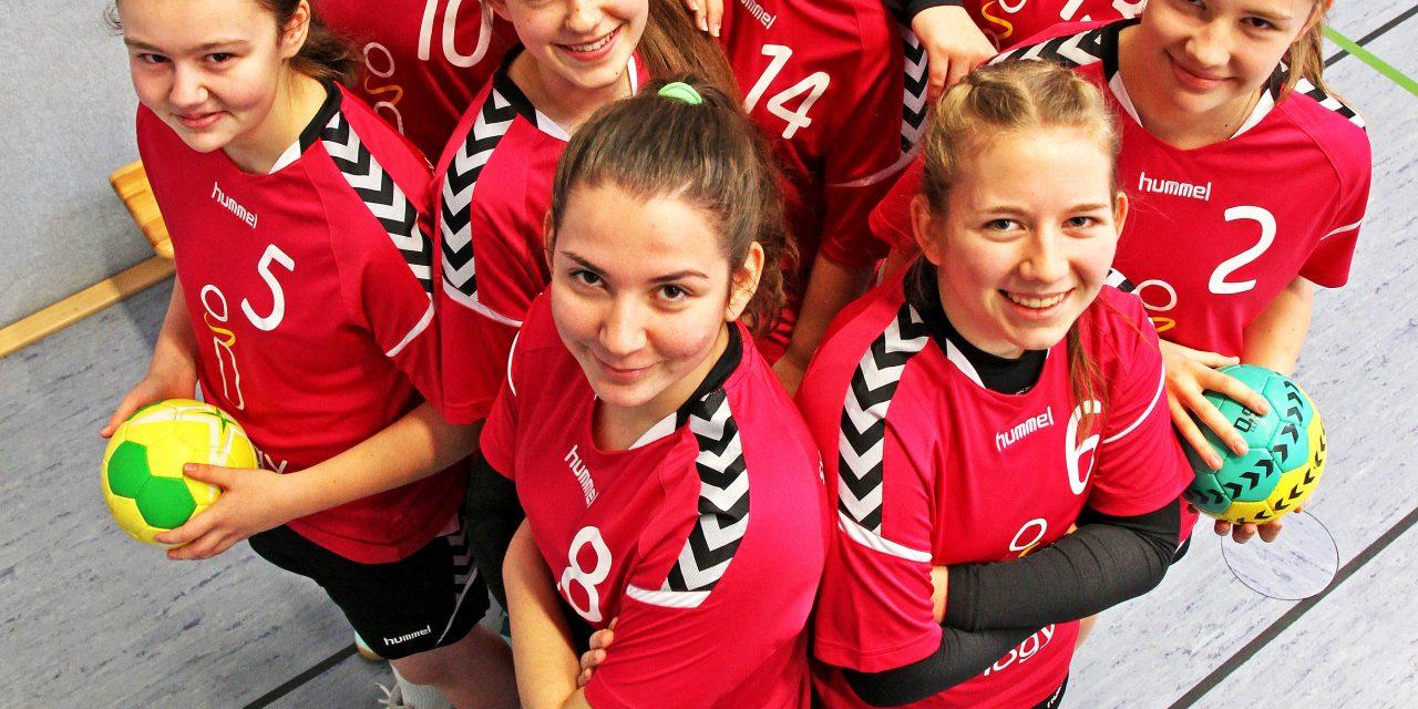 Aus und vorbei – GV-Handballmädchen scheitern im Bezirksfinale