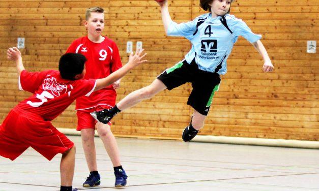 Das GV ist Vize-Kreismeister im Handball