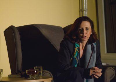 Nahlah Saimeh beim GV-Forum 2014