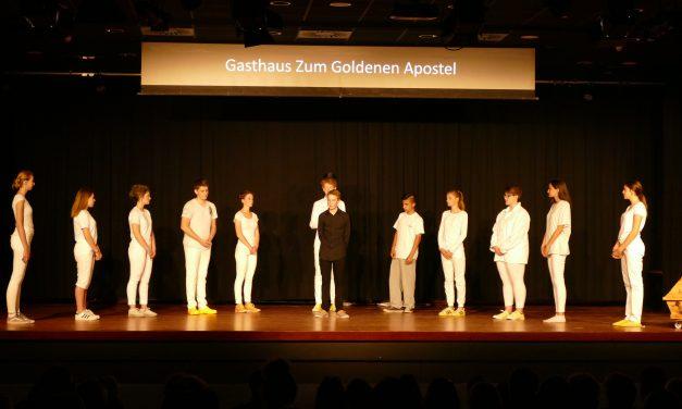 Der Besuch der alten Dame – Literaturkurs am GV führt Dürrenmatt-Stück auf