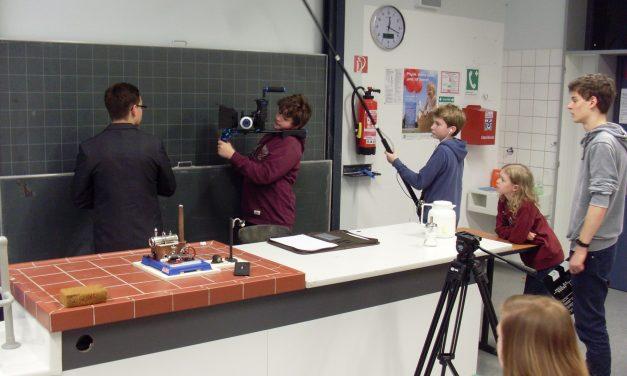 """Wat is'n Dampfmaschin? – Schülerinnen und Schüler des GV nehmen am Wettbewerb """"Energie mit Köpfchen"""" teil"""