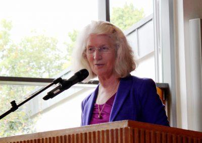 Ursula Hellert Vortrag