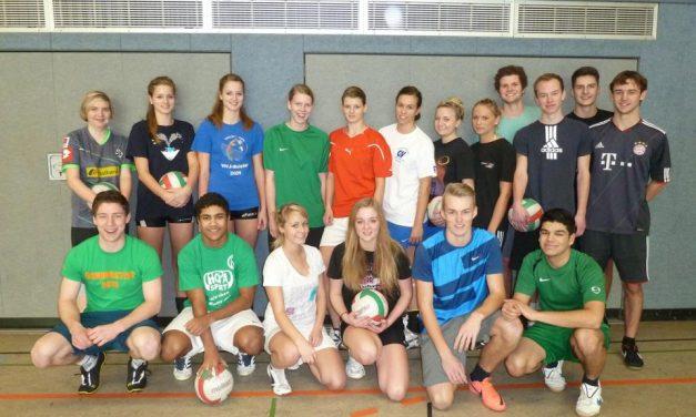 Kreismeister²: Das GV trumpft im Volleyball 2013 groß auf