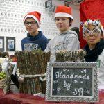 Mit tollem Programm für Grundschulkinder:  Weihnachtsbasar am Gymnasium Voerde