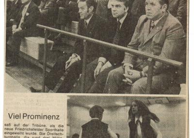 1972_11_16_WAZ_Einweihung Sprthalle