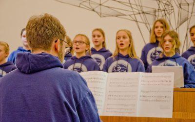 Musizieren im Advent: Das war das Weihnachtskonzert von evangelischer Kirche und GV