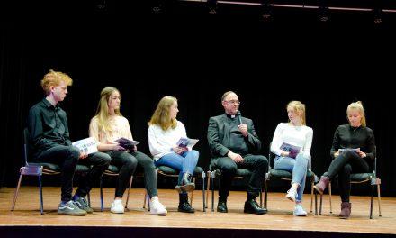 Weihbischof Lohmann zu Gast beim GV-Forum