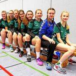 Nichts zu holen in Solingen – GV-Handballerinnen unterliegen im gut besetzten Turnier