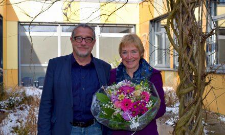 Nach 33 Jahren am GV – Karin Kafka in den Ruhestand verabschiedet