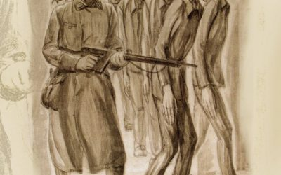 Projektkurs des Gymnasiums Voerde präsentiert seine Eindrücke aus Auschwitz