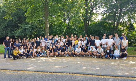 Eindrücke von der Erdkunde-Exkursion nach Garzweiler II am 1. Juli 2019