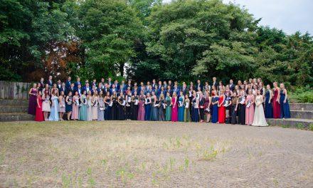 Unsere Abiturientinnen und Abiturienten 2019