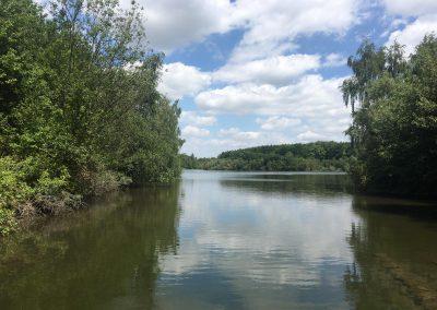 KasterRenaturierungsgebiet See