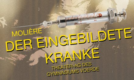 """Molière am GV:  Theater AG zeigt """"Der eingebildete Kranke"""""""