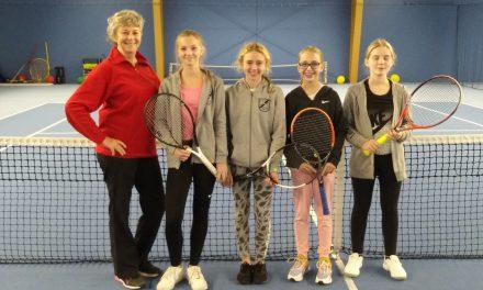 GV wird Vizekreismeister im Tennis