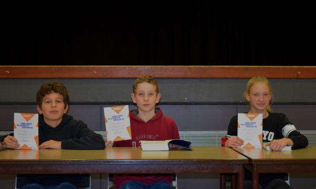 Keinen Sprung in der Schüssel: Vorlesewettbewerb am Gymnasium Voerde