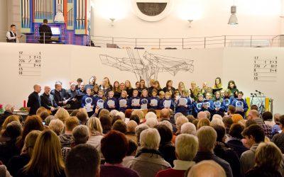 """Musizieren im Advent"""" – Gemeinsames Adventskonzert von Evangelischer Kirchengemeinde und Gymnasium Voerde"""