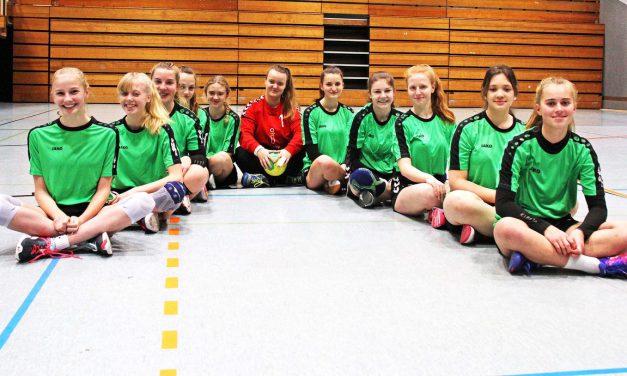 WK 2-Mädchen mit Nervenschlacht, WK 4-Mädchen souverän – GV wird zweimal Kreismeister