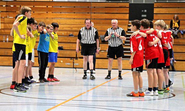 GV-Schüler feiern Erfolge im Handball