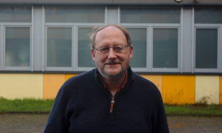Nach einem bewegten Arbeitsleben:  Roland Lohmann geht in den Ruhestand