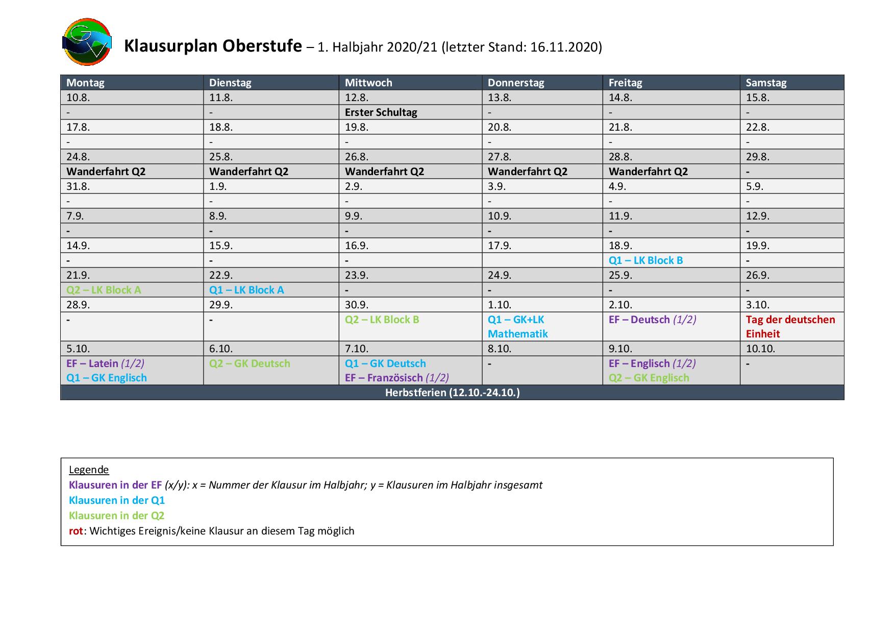 2020-11-16_Klausurplan-Oberstufe-1HJ-001