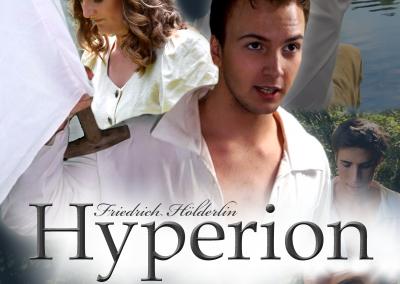 Poster zum Hyperion-Film von Jan Krüssmann und Vincent Lehr