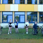 Rückblick auf das Stadtradeln 2020: GV-Schüler*innen erradeln 3706 Kilometer